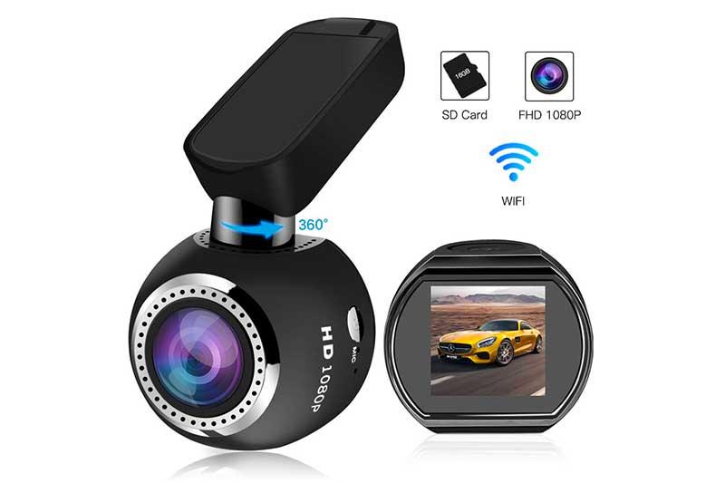 Car Dash Cam Wi-Fi FHD 1080P