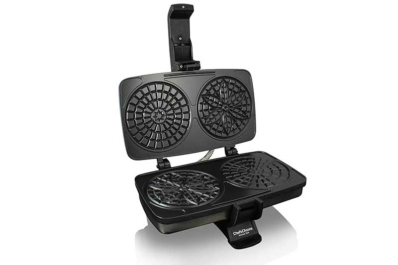 Chef'sChoice 834 PizzellePro Toscano Nonstick Pizzelle Maker