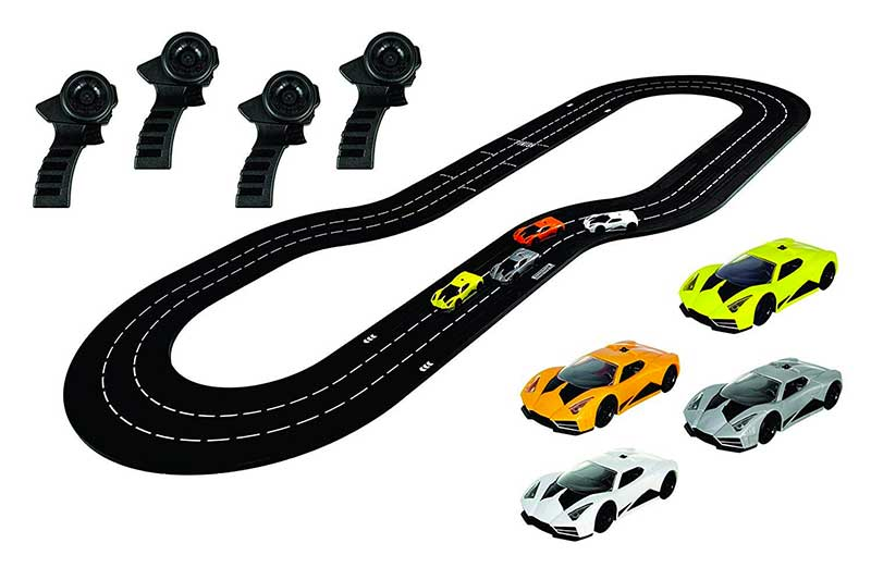DMXSLOTS Exclusive Slot Car Racing Package