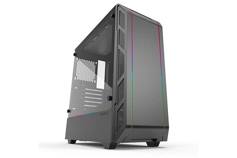 Phanteks Eclipse P350X (PH-EC350PTG_DBK) Compact EATX Mid-Tower Case