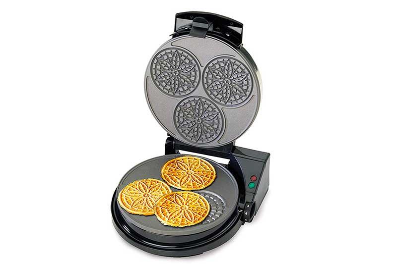 Chef'sChoice 835 PizzellePro Express Bake Nonstick Pizzelle Maker