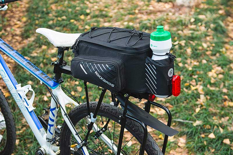 ROCK BROS Bike Trunk Bag