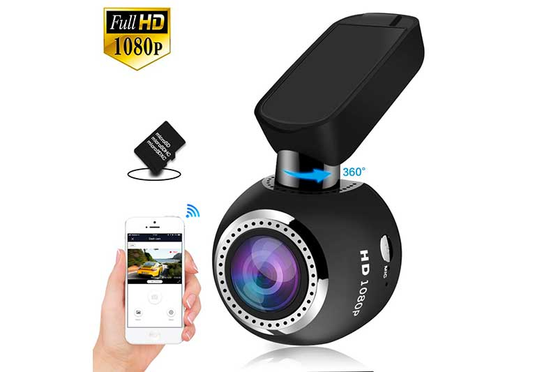 SIV Vehicle Dash Cam Full HD 1080P Dash Cam
