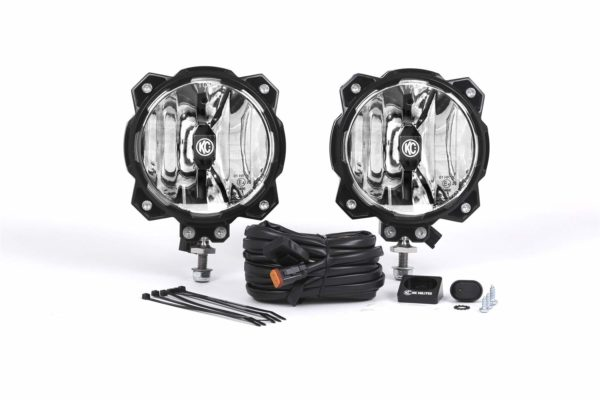 KC HiLiTES 91303 Pair Pro6 Gravity LED SingleTOP 10 BEST GRAVITY LIGHTS IN 2021 REVIEWS