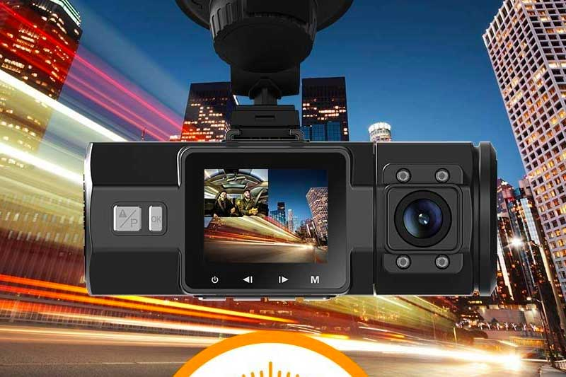 Top 10 Best 360 Degree Dash Camera for Cars with Night Vision of 2021 Review