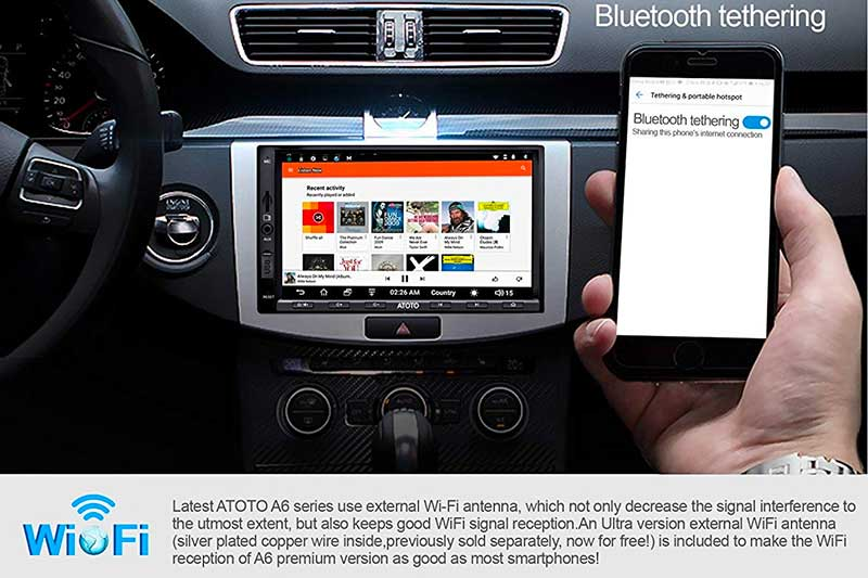 Top 10 Best Car Stereos With Bluetooth, GPS and Backup Camera of 2021 Review