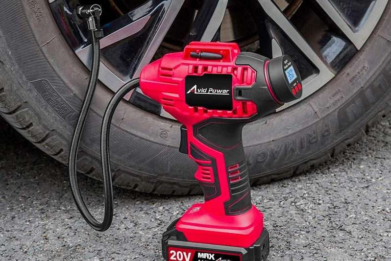 Top 10 Best Cordless Tire Inflators of 2019 Review
