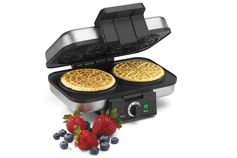 Top 10 Best Pizzelle Makers of 2019 Review