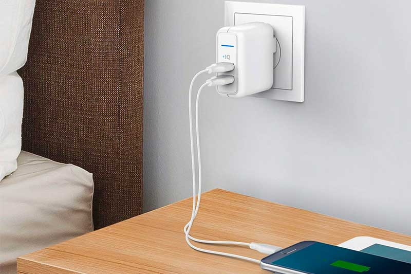 Top 10 Best USB Wall Chargers of 2019 Review