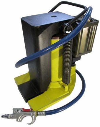 20 Air Ton Hydraulic Toe Jack