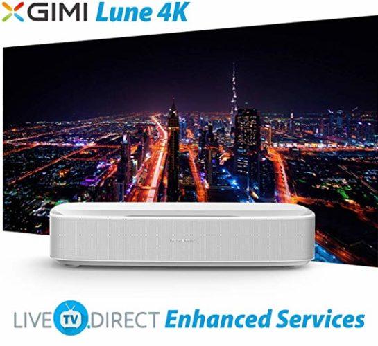 4K Laser TV Projector