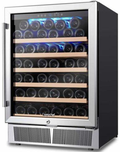 """AMZCHEF 24"""" Wine Cooler"""