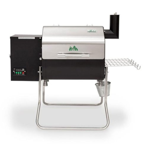 Green Mountain Grills Davy Crockett Pellet Grill – WIFI enabled