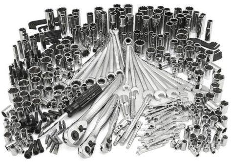 Craftsman 311 Piece Mechanics