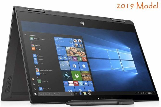 HP Envy Touch