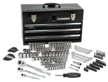 Mechanics Tool Set in Metal