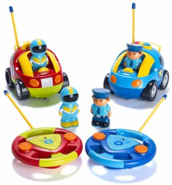 Prextex Remote Control Cars for Kids
