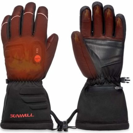 Sun Will Heated Gloves
