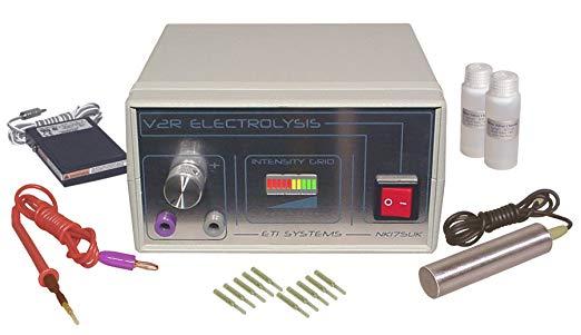 V2R Galvanic Electrolysis