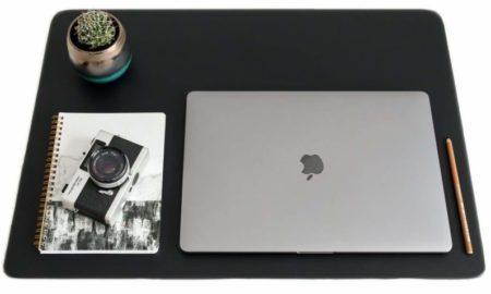 ZBRANDS Leather Desk Pads