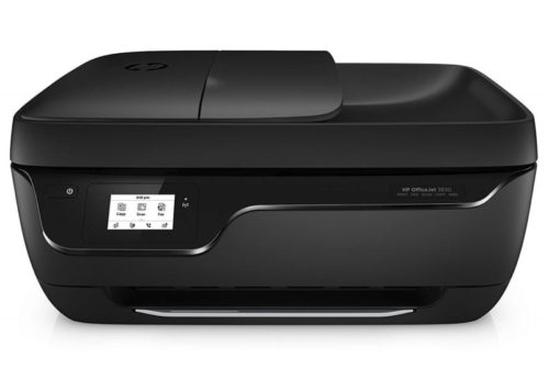 1. HP OfficeJet 3830 All-in-One Wireless Printer, HP Instant Ink & Amazon Dash Replenishment ready (K7V40A)