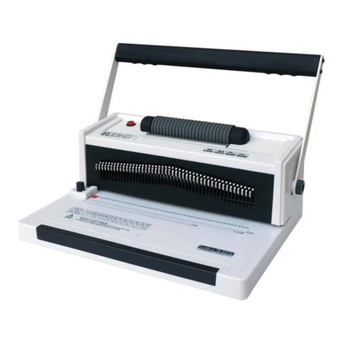 1. TruBind Coil-Binding Machine - with Electric Coil Inserter - TB-S20A - Professionally Bind Books and Documents- Best Binding Machines