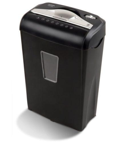 10. Aurora AU870MA High-Security 8-Sheet Micro-Cut Paper Credit Card Shredder Black