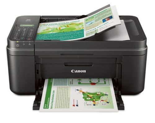 10. Canon PIXMA MX490 Wireless Office All-in-One Printer