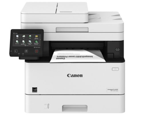 11. Canon imageCLASS MF424dw Monochrome Printer with Scanner Copier & Fax