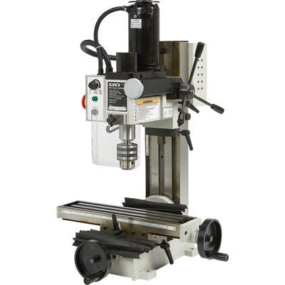 11. Klutch Mini Milling Machine - 350 Watts