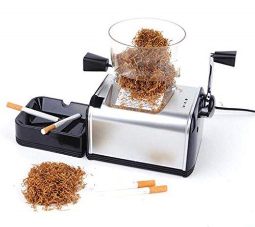 11. Oeyal Cigarette Rolling Machine II Plus Electric Cigarette Tobacco Roller Maker Automatic Cigarette Injector Maker Machine (Black)