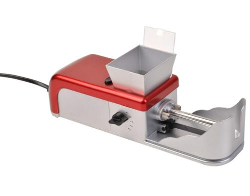 12. Cigarette Rolling Machine Electric Automatic Tobacco Roller Injector Maker