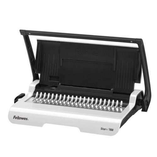 12. Fellowes Binding Machine Star+ Comb Binding (5006501) (Renewed)