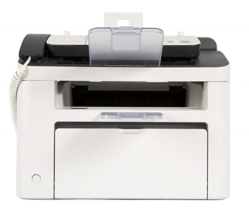 13. Canon FAXPHONE L100 Multifunction Laser Fax Machine