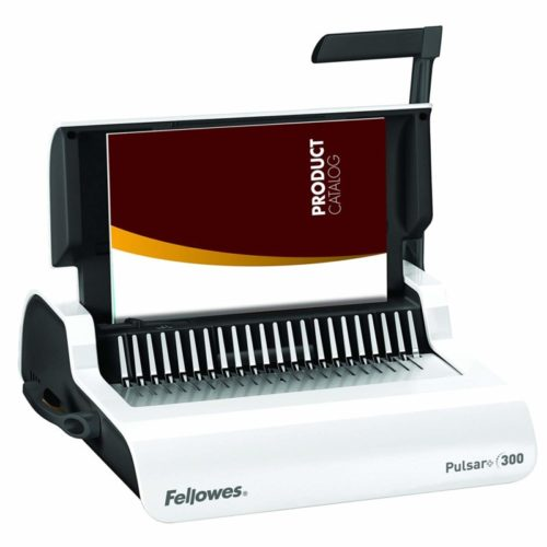 2. Fellowes 5006801-99 Binding Machine Pulsar+ Comb Binding (5006801)