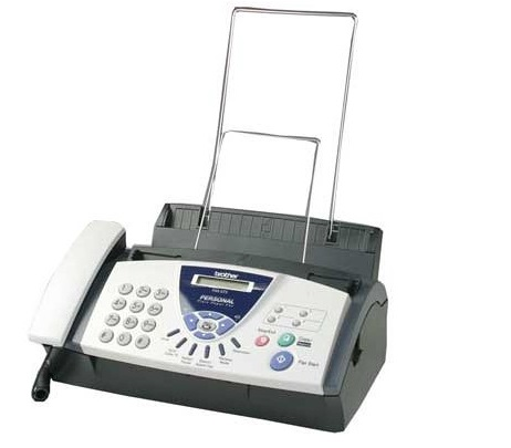 3. Brother FAX-575 Personal Fax, Phone, and Copier