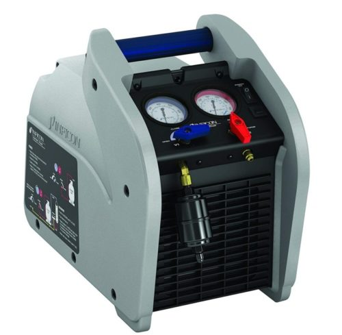 3. INFICON 714-202-G1 Vortex Dual Refrigerant Recovery Machine, 1 HP, 120V