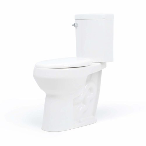 20 inch Extra Tall Toilet. Bowl Taller than ADA or Comfort Height. Water-Saving Dual Flush. Slow-Close Seat. Upgraded Handle