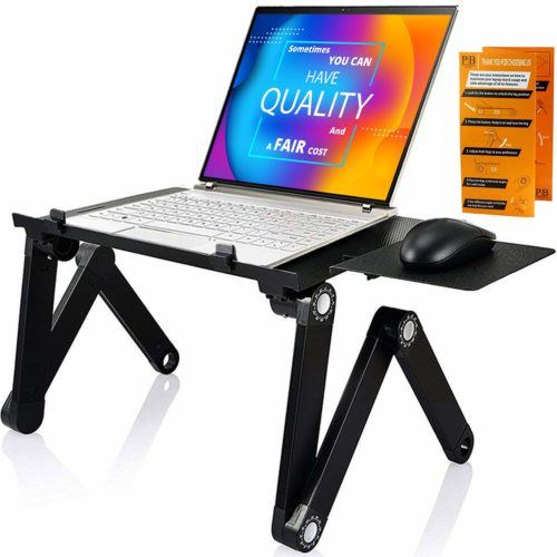Adjustable Laptop Stand - Perfect Laptop Stand for Bed