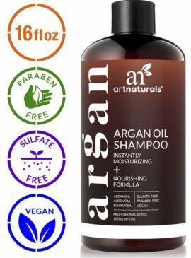 Artnaturals Sulfate Free Dandruff Shampoo