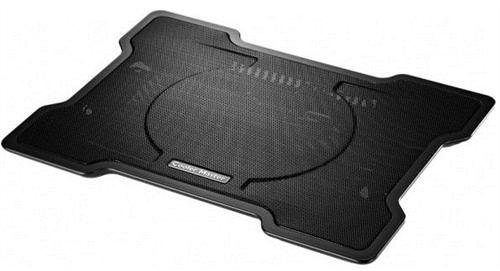 Cooler Master NotePal X-Slim Ultra-Slim Laptop Cooling Pad with 160mm Fan-Laptop Cooling Pads