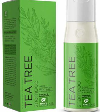 Maple Holistics Sulfate Free Dandruff Shampoo