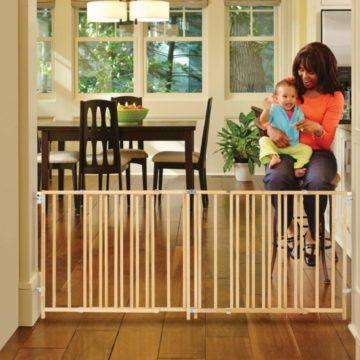 North States Wooden Baby Gates