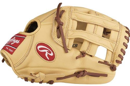 Franklin Sports Baseball and Softball Glove - Field Master - Baseball and Softball Mitt - Adult and Youth Glove