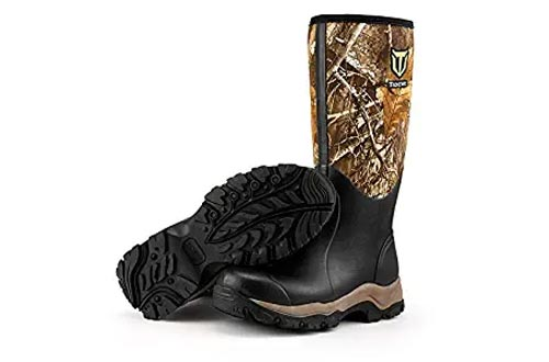 "TIDEWE Hunting Boot for Men, Insulated Waterproof Durable 16"" Men's Hunting Boot,"