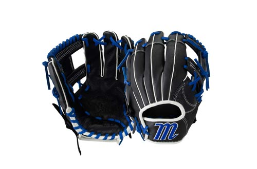 "Marucci Acadia Series 11.00"" Baseball Glove: MFGAC1100Y MFGAC11Y-BK/RB"