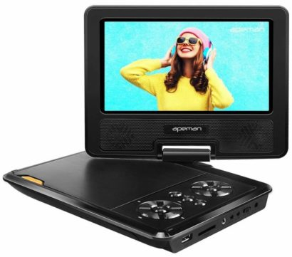 APEMAN Portable DVD Players