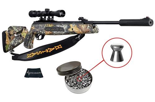 Hatsan Mod 125 Sniper Camo Vortex QE