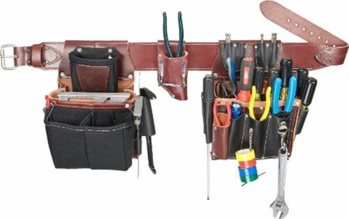 Occidental Leather 5590 XL Commercial Electrician's Set