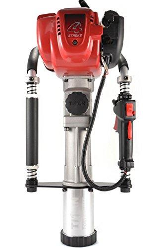 "Titan PGD2875H w/ Honda Engine - 3¼"" Barrel"